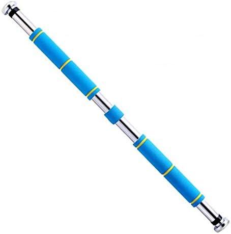 ドアジム エクササイズバー 水平調整可能プルアップボクシングパワーロープスリング82〜132センチメートル用レバー - マルチファンクション・ブームホームフィットネス機器非スリップフォーム 室内トレーニング器具 (Size : 62-102cm)