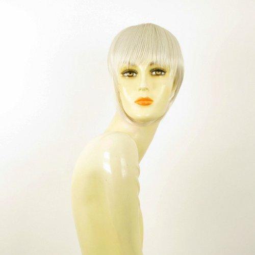 Fringe Hair Clip blanco Ref: 20 60 peruk: Amazon.es: Salud y cuidado personal