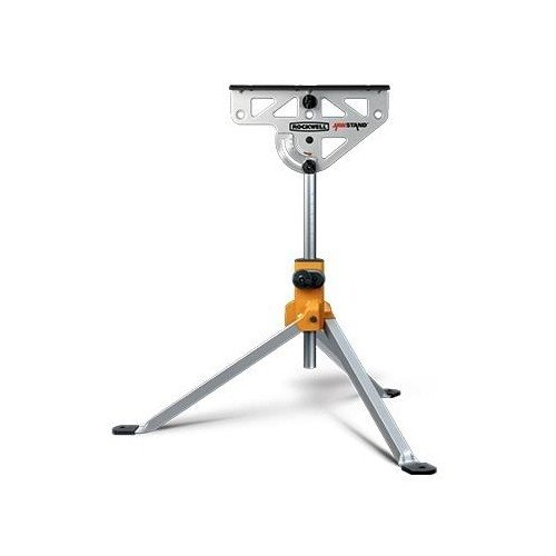 Rockwell RK9033, JawStand 220lbs Max Load Portable Work Stand by Rockwell