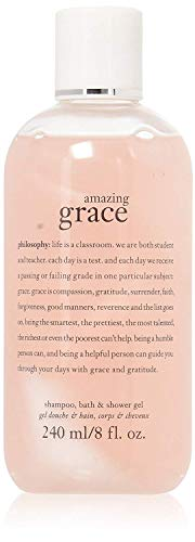 Philosophy Amazing Grace Bath, Shampoo & Shower Gel 8 oz