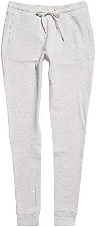 Superdry Women's Women's Active Studio Luxe Joggers Pants, Urban Grey