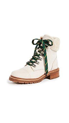 FRYE Hiker Ivory Combat Boot Samantha Women's rC8wxqRr0