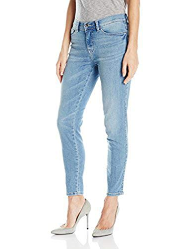 LEE Women's Modern Series Midrise Fit Dream Jean Faith Skinny Jean