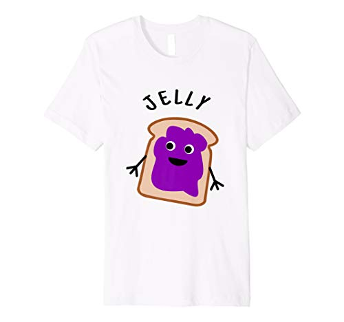 Jelly Matching Halloween Costume Peanut Butter DIY Shirt Premium T-Shirt]()