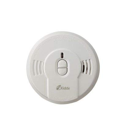 6 Pack of Kidde i9010 10-Year Sealed Lithium Battery-Operated Smoke Alarm with Memory and Smart Hush by Kidde