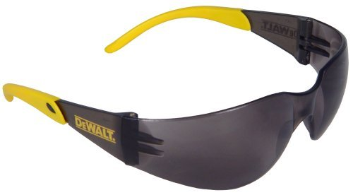 DeWalt DPG54-24C Protective Glasses, Smoke, - Sunglasses Construction