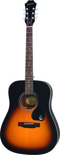 Epiphone PR-150 Acoustic Guitar Vintage Sunburst (Sunburst Guitar Acoustic Epiphone)