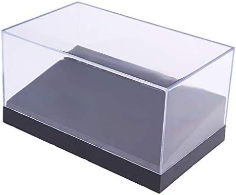 B Blesiya Caja Vitrina para Figura de Acción - 20x12x8cm: Amazon ...