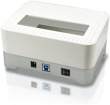 Conceptronic Base Conx Discos Duros Enclosure for 2.5//3.5 inch Hard Drive