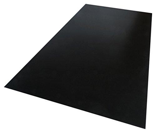 Palight ProjectPVC 24 in. x 24 in. x .118 in. Black Foam PVC