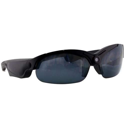 Coleman VisionHD 1080p HD / 16.0 MP Wearable POV Sports Digital Camera & Video Sunglasses, Black
