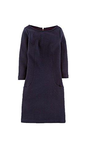 12 Blue Shift US Ottoman Navy Dress BODEN Size ZAqfxW