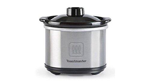 Toastmaster 20 OUNCE MINI CROCK  .65-Quart Slow Cooker