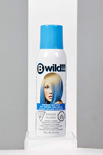 Bwild Color Spray, Bengal Blue, 3.5 Ounce for $<!--$2.33-->