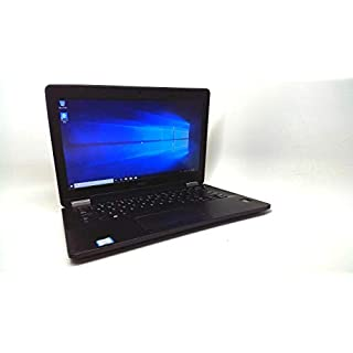Dell Latitude E7270 Premium 12.5-inch HD Business Ultrabook Laptop PC - Intel Core i7 Processor, 8GB RAM, 128GB SSD, Backlit Keyboard Windows 10 Pro (Renewed)