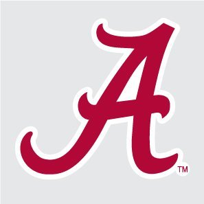 Alabama Crimson Tide SCRIPT A 4