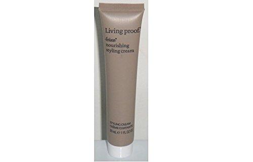 Living Proof No Frizz Nourishing Styling Cream 1 Ounce Travel (Nourishing Styling Treatment)