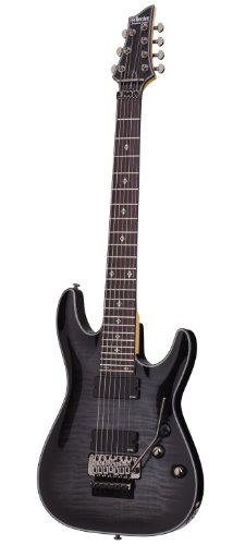 schecter 1093 damien elite 7 fr tbb electric guitars buy online in uae musical instruments. Black Bedroom Furniture Sets. Home Design Ideas