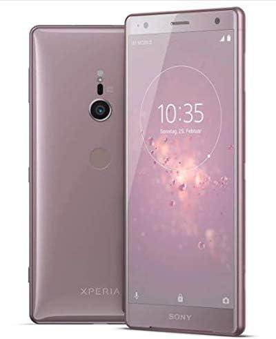 Sony Xperia XZ2 Dual SIM 64GB 4GB RAM H8266 Pink: Amazon.es ...