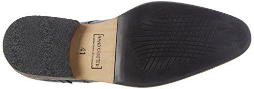 Bullboxer Herren P611 Klassische Stiefel, Blau (Navy), 41 EU