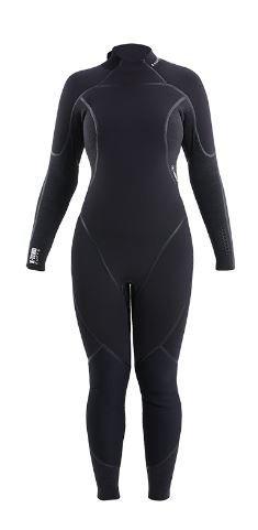 Aqua Aquaflex Aqua Lungレディース3 mm Aquaflex B01MV776LQ ブラック/チャーコール 12 12|ブラック B01MV776LQ/チャーコール, コスプレ衣装ウィッグのUNO:0ee32806 --- m2cweb.com