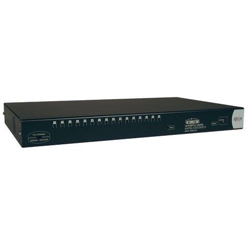 Tripp Lite B060-016-2 NetDirector¿ Matrix KVM Switch w OSD - 16 Port, 2 User by Tripp Lite