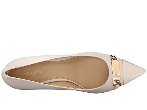 Coach Womens Bowery Pointed Toe Classic Pumps Photo #5