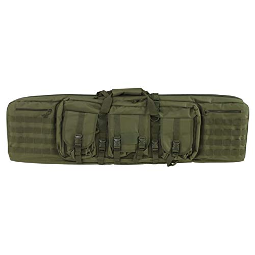 NcSTAR NC Star CVDC2946G-46, Double Carbine Case, Sizenameinternal, Green, 46 - Tool Multi Deluxe
