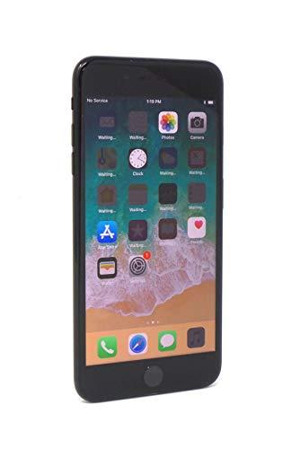 Apple iPhone 7 Plus, 256GB, Jet Black - For AT&T (Renewed)