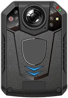1296p,2.0 inch Screen, 110g, Night Vision,128G MemoryBody Worn Camera,Waterproof Body Camera with Audio Recording Wearable