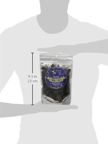 Image of Chasing Our Tails Naturally Dehydrated Pork Liver For Pets, 5-Ounce