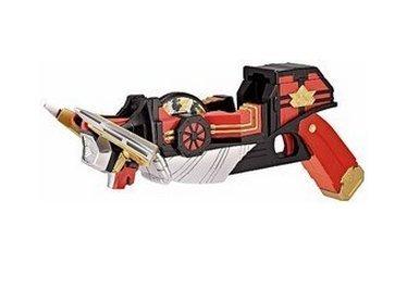 Toy / Play Power Rangers Deluxe Battle Gear - Bullzooka, buckle, power, rangers, samurai, megazord Game / Kid / Child (Power Rangers Bullzooka compare prices)