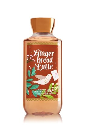 GINGERBREAD LATTE Signature Collection Shower Gel ()
