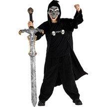 Skeleton Target Costume (Child Costume - Skeleton Phantom - Size)