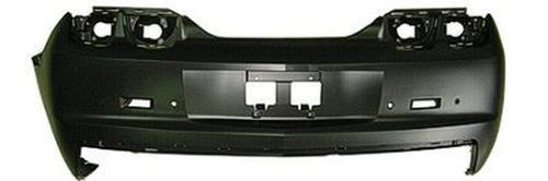 CPP GM1100847 Rear Bumper Cover for 10-13 Chevrolet Camaro