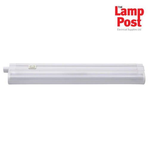 more photos 39ff3 356eb Robus LED Kitchen Under Cabinet Link Light Striplight. 4W - 395MM WARM  WHITE. RLEDSTR4W