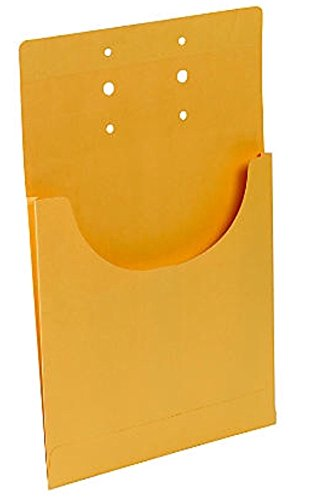 OfficeMax Kraft Retention Jackets 3/4 Expansion 100 Jackets by OfficeMax