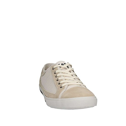 Ea7 Emporio Armani Chaussures Homme Sneakers Man 278042 Blanc (42, Blanc)