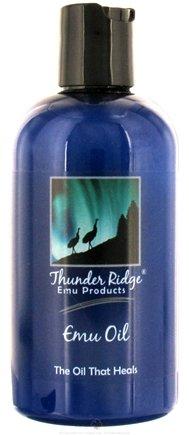 Thunder Ridge Emu Products Pure Emu Oil, 8 (8 Ounce Emu Lotion)
