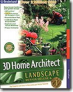 3d Home Architect Landscape Design Deluxe - 3D Home Architect Landscape Designer 6 Deluxe