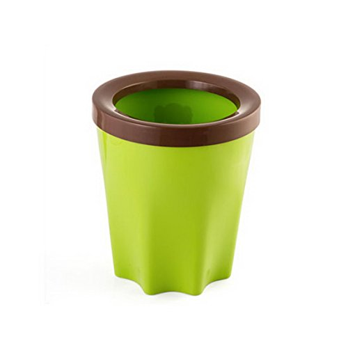 Trash Can with Cover (Small) - 8