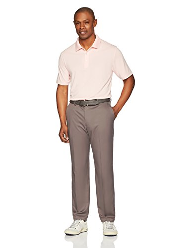 Amazon Essentials Men's Regular-Fit Quick-Dry Golf Polo Shirt, Light Pink, XX-Large by Amazon Essentials (Image #2)