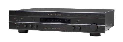 Parasound - Classic 2100 Stereo Preamp