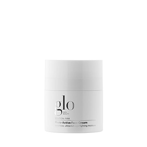 Glo Skin Beauty Phyto-Active Face Cream | Anti-Aging Rich Moisturizer for Wrinkles | Treat Wrinkles and Fine Lines