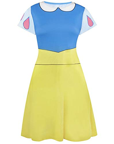 Disney Snow White Costume Dress -