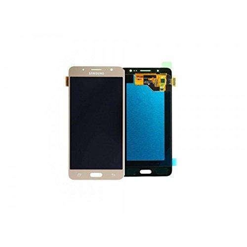 Third Party - Ecran LCD + Tactile Assemblé Samsung Galaxy J5 ( 2016 ) Gold J510F - 3700936110275