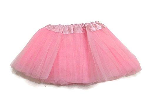 Rush Dance Ballerina Infant/ Little Girls Princess Fairy Costume Recital Tutu (Infant (Newborn - 3 Years), Pink) - Baby Jane Halloween Costume