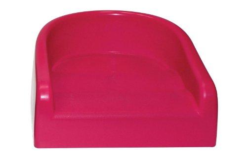 Soft Booster Seat, Flashbulb Fuchsia