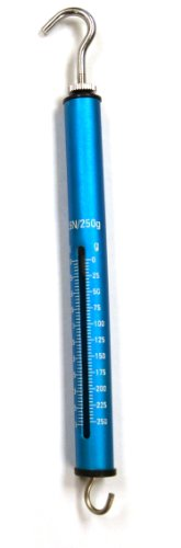 Eisco Labs Economy Dynamometer - Spring Balance, High Resolution, - Balance Scale Spring
