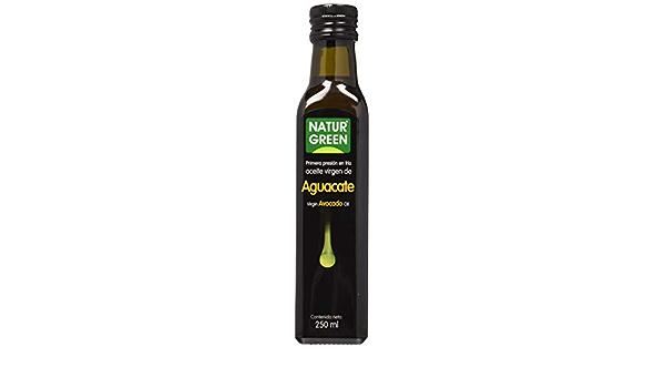 NaturGreen Aceite de Aguacate - Pack de 2 unidades de 250 ml ...